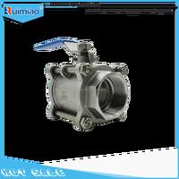 stainless steel standard 1/2 inch 1 inch 2 inch 3 inch 4 inch ball valve