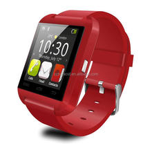 cheap Bluetooth Smart Watch WristWatch U8 U Watch for Samsung S4/Note 2/Note 3 HTC LG Huawei Xiaomi Android Phone Smartphones