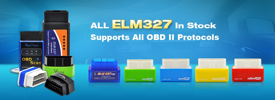 2017 Più Nuovo ELM327 Bluetooth V2.1 Interfaccia Funziona Su Android Torque Elm 327 Bluetooth OBDII Auto Diagnostica Scanner