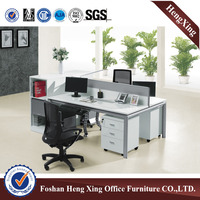 2 person workstation tables office partition furniture (HX-9403)