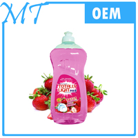 Disposable,Stocked,Eco-Friendly Feature and Liquid Shape chemical formula dishwashing liquid