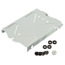 PS4 Slim Hard Disk Drive HDD Bracket Mount Caddy Holder With Screws For Sony Playstation 4 PS4 Slim Version 1200
