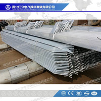2015 High Quality Hot dip Galvanized Steel Crossarm Accurate CAD in drawing