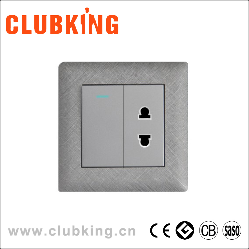 C1 Best Products in Alibaba sales uk electric wall socket + switch