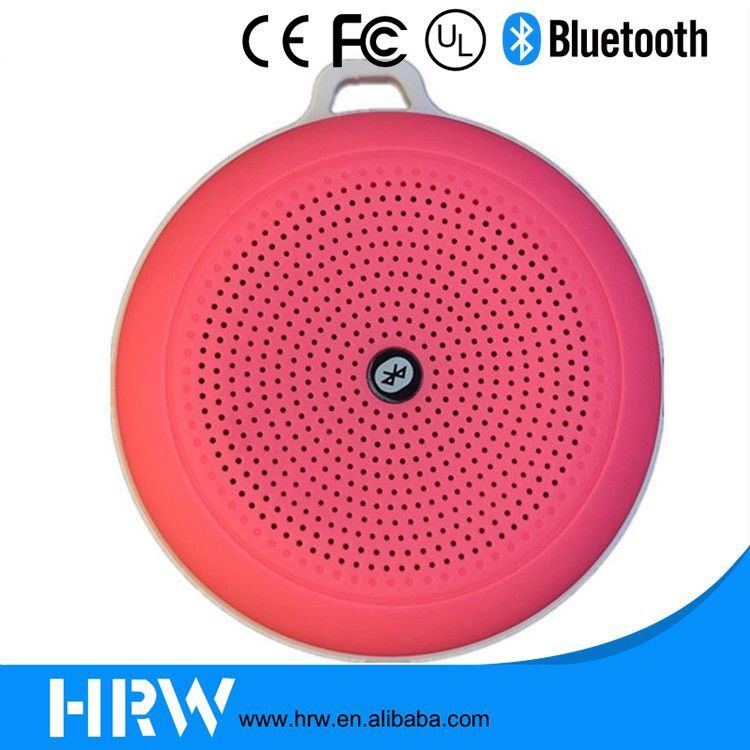 2016 ABS Home Theater Silicone Portable Wireless Mini Bluetooth Speaker