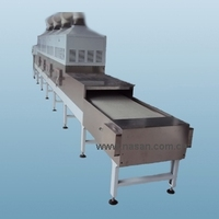 Nasan Supplier Microwave Beef Drying Machine