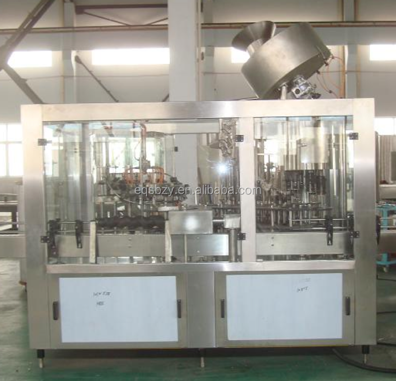 Automatic Alcohol Drinks filling machine, wine bottling machine