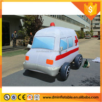 Ambulance inflatables for outdoor advertising / promotion C-314