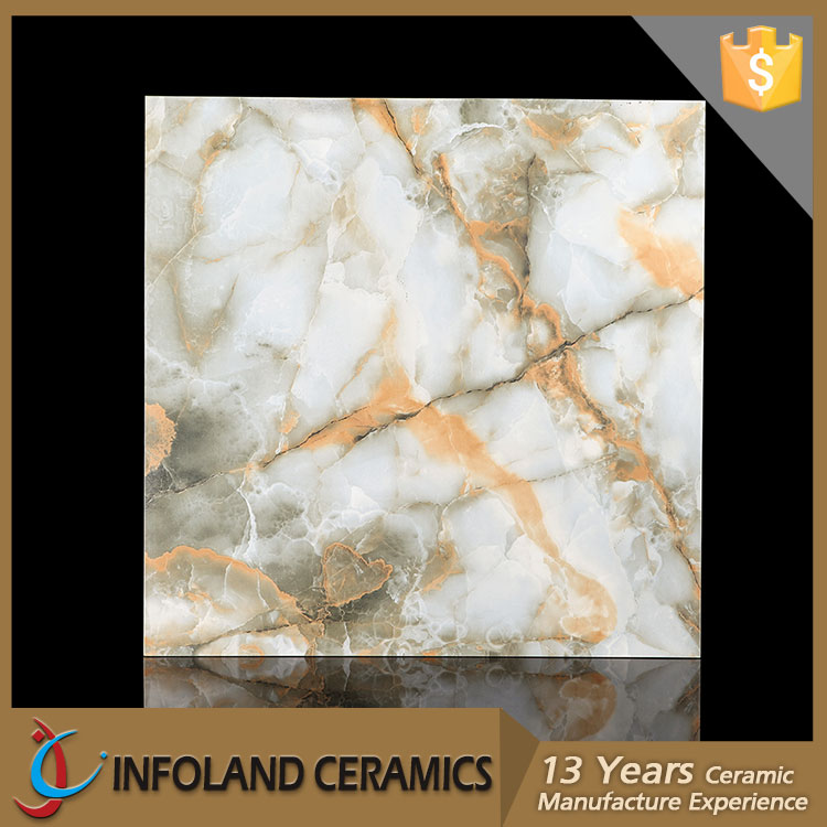 Hot Sale Low Price Dubai Marble Look Easy Clean Standard Ceramic Wall Tile Sizes
