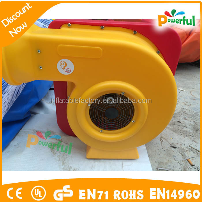 CE/UL certificates inflatable air blower for inflatales