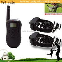 2014 New Products Remote 100 Level Shock Electronic Collar for Dog Training