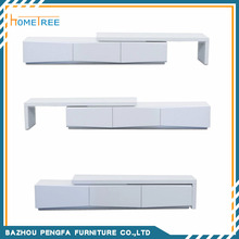 Modern design necessary white living room TV Stand