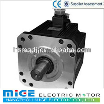180mm 2.9kw high torque servo motor
