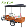 Mobile street cofee bike for sell coffee