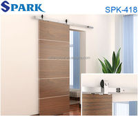 2014 New Developed Unique American Style Wooden Sliding Barn Door Design