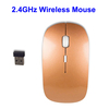 Custom Logo Wireless Mouse 2 4Ghz