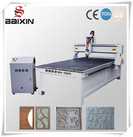 3d wood stair carving cnc router machine