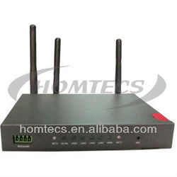 wifi camera Industrial Wireless 3G 4-Port WCDMA-WCDMA Ethernet Router with Dual SIM, RS232 & Wi-FiH50series