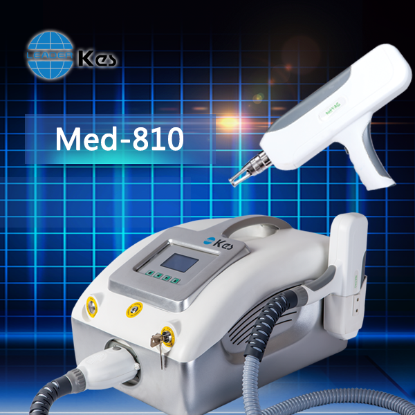 KES Q-switched Nd: yag laser tattoo removal beauty equipment