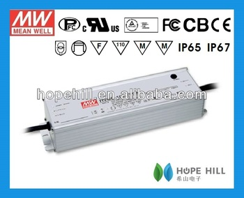 MEANWELL 100W 700mA Constant Current IP67 waterproof Dimmable with PFC function UL/CE/CUL Approval LED Driver HVGC-100-350