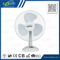 "FT-40C GS CE ROHS 6"" 9"" 12""16"" multi function electric table fan oscillating desk fan"