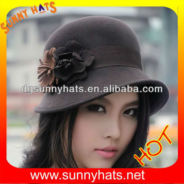 SN-0410 wholesale alibaba china supplier ladies dress hats wholesale