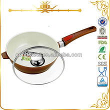 MSF-6152 excellent houseware italian cookware aluminum houseware as seen on tv ceramic fry pan