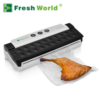 2015 New Vacuum Packing Machines Mini Bag Sealer , Packaging Machine With home use , food vacuumizer for home use