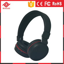 Stereo wireless headphones bluetooth headset with Good Microphone