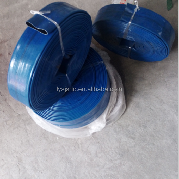12 inch PVC Farm Irrigation LayFlat Discharge Hose flexible water hose pipe
