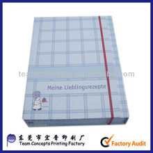 Paper file folder pocket dividers