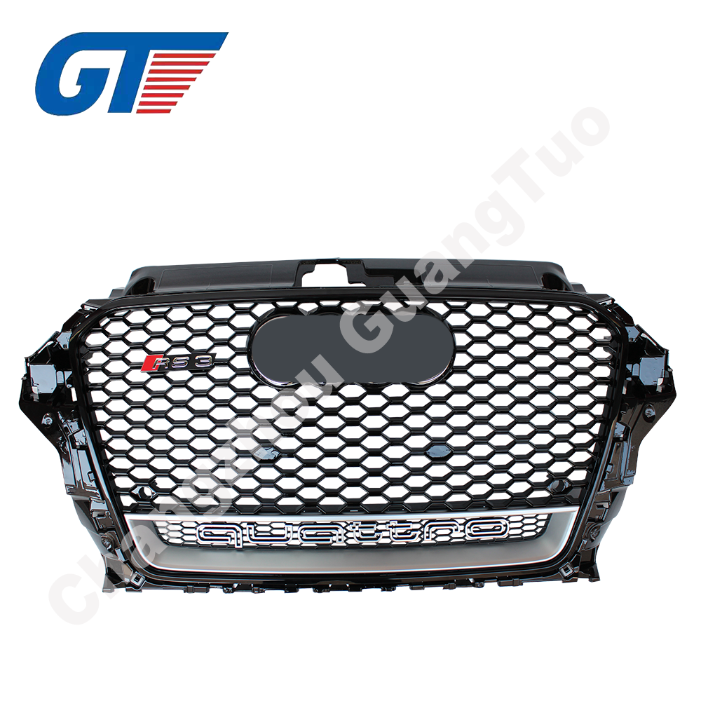 for audi 2013-2015 s3/rs3 8V style front grille