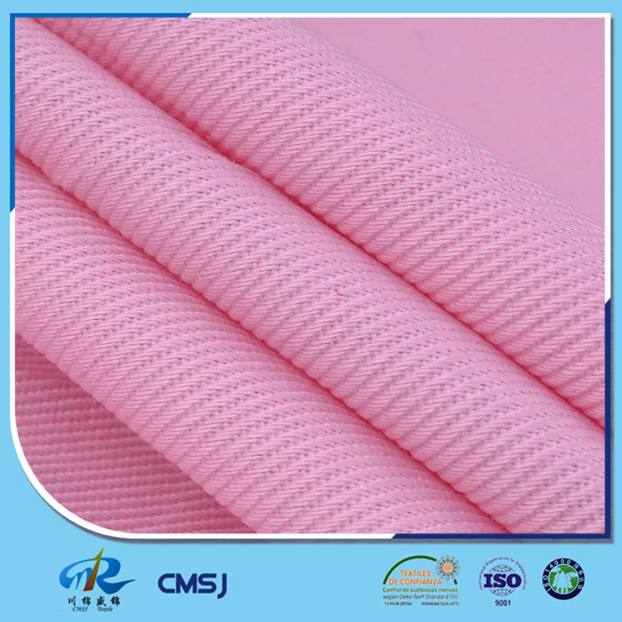 High quality twill weave pattern 65 poly 35 cotton 21s fabrics for uniforms