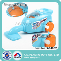 Top popular educational wind up mini plastic vacuum cleaner toy for kids