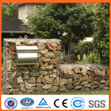 Hot Sale Decorative Wall Stone Gabion Fence (ISO9001,SGS,CE certificate)