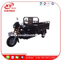 KV200ZH-B Model 2017 Chinese New Blue tricycle 3 wheel motorcycle for cargo