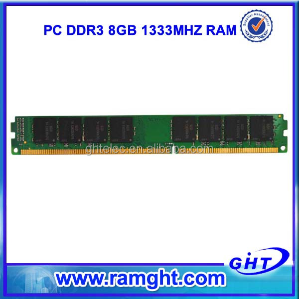 support AMD motherboard ddr3 8gb 1333mhz