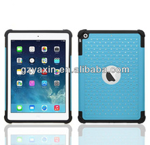 2014 The newest product studded diamond case for ipad air,bling diamond case cover for apple ipad