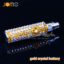 original 2014 sex e cigarette battery 650mah crystal Ego Diamond Battery