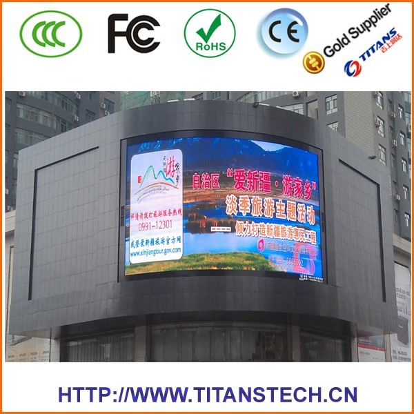 Annual Promotion Sports Arena 10Mm Led Displays Display Screen Billboard