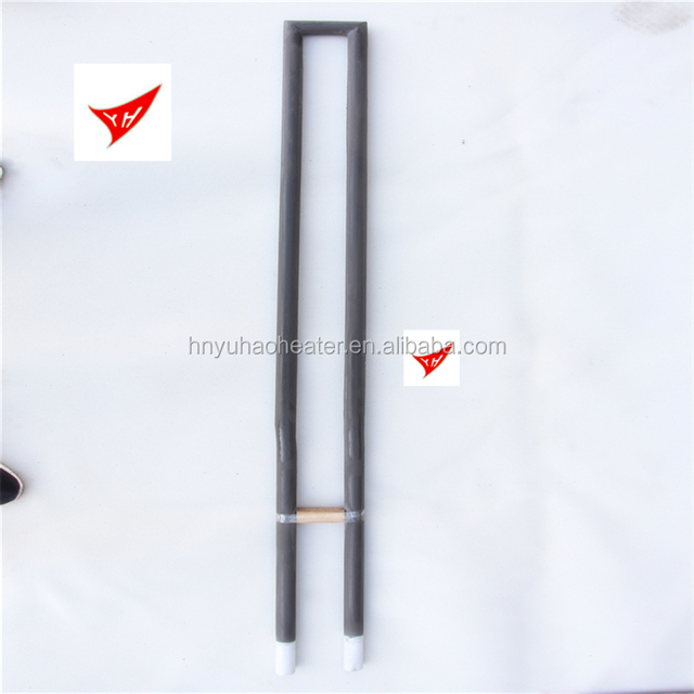 Customize all kinds u type tubular heating element small electric sic heating element