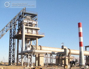 Environmental Dolomite Calcinator for Magnesium Oxide Production Plant