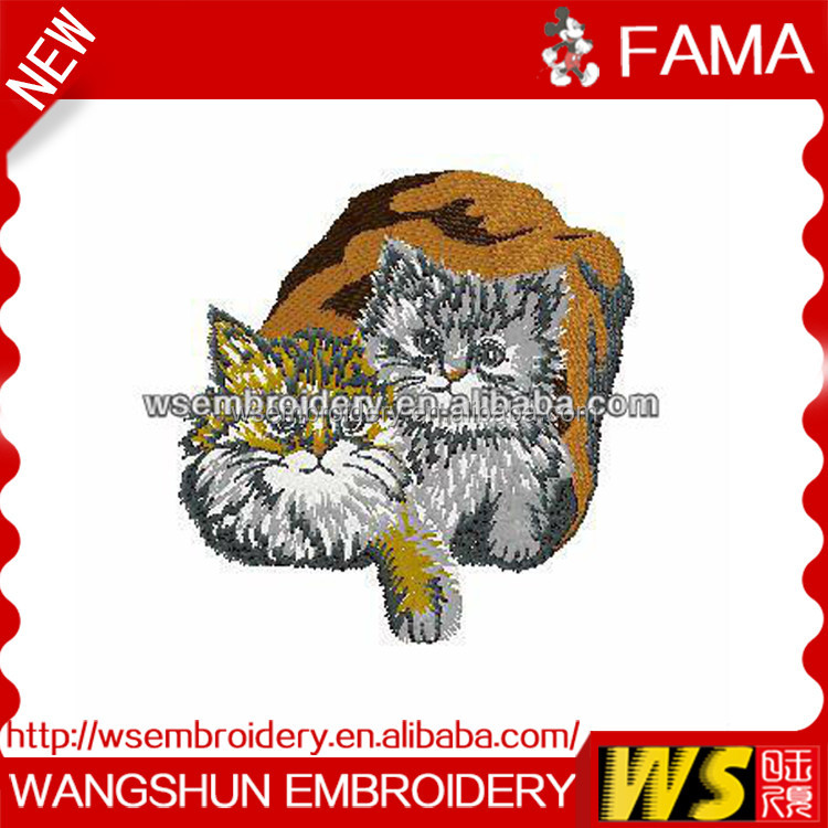 Top Selling Products 2016 Eco-Friendly Sewing Machine Embroidery,Custom Embroidery Patch,Sew On Embroidery Patch