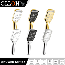 Top1 manufacturer multi function ABS waterfall shower head