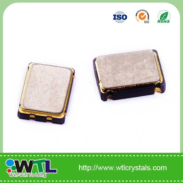 WTL Seam Sealed Ceramic 7.0*5.0 mm SMD OSC 39.00MHz 3.3v, +/-50ppm,CMOS, -20+70C Built-in C-MOS IC with tri-state function