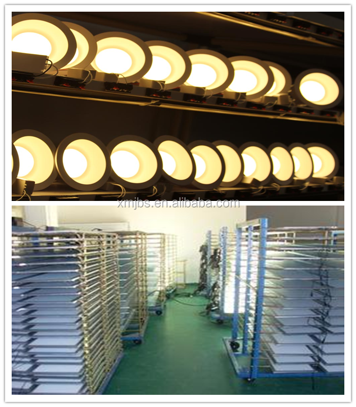 Recessed ceiling led downlight panel light  6W 12W 18W 24W