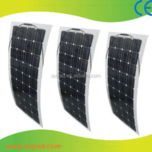 cheapest 150W monocrystalline flexible solar panel price