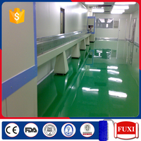 Eco-friendly Water Based Concrete Hospital Warehouse Floor Paint