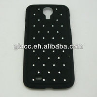 2013 New arrive fit for Samsung galaxy s4/S IV/I9500, phone case cover diamond studded case for samsung galaxy s4