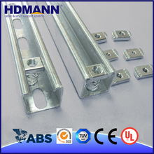 Anti-corrosion Heavy C Steel Channel Sizes